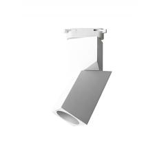 Трековый светодиодный светильник DLP 12 12W 4500K WH