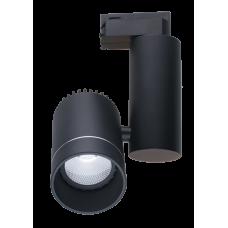 Трековый светодиодный светильник DLC-10R 10W 4500K BK