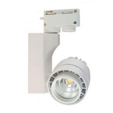 Трековый светодиодный светильник DLP 10 10W 4500K WH
