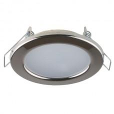 Светильник светодиодный CK 50-4 4w 220v 4000К CHR ультратонкий